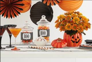 Halloween Party Ideas: Decor, Treats & Drinks